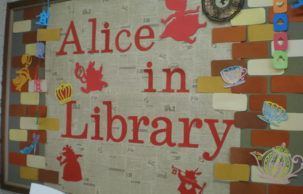 Alice in Library